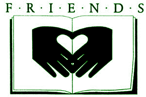 Friends hands with heart